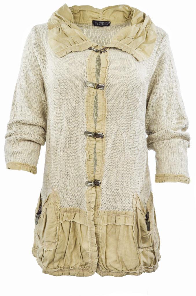Výrobce pletených svetrů
